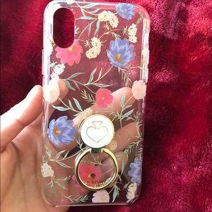 Kate spade Iphone Case X